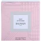 Balmain Eau d'Ivoire Eau de Toilette für Damen 50 ml