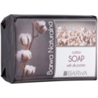 Barwa Natural Cotton Bar Soap Regenerative Effect