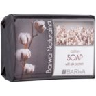 Barwa Natural Cotton Bar Soap with Regenerative Effect