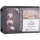 Barwa Natural Cotton Vaste Zeep  met Regenererende Werking