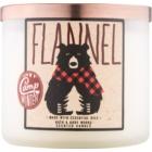Bath & Body Works Camp Winter Flannel bougie parfumée 411 g