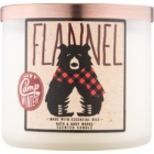 Bath & Body Works Camp Winter Flannel vonná sviečka 411 g