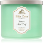 Bath & Body Works Lemon Mint Leaf Scented Candle 411 g