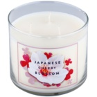 Bath & Body Works Japanese Cherry Blossom Duftkerze  411 g