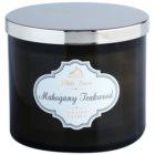 Bath & Body Works White Barn Mahogany Teakwood vela perfumada  411 g