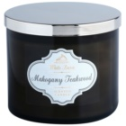 Bath & Body Works White Barn Mahogany Teakwood vonná svíčka 411 g