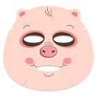 Belleza Castillo Edge Cutimal Pig Facial Mask With Collagen