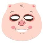 Belleza Castillo Edge Cutimal Pig maska za lice s kolagenom