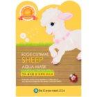 Belleza Castillo Edge Cutimal Sheep maseczka nawilżająca do twarzy