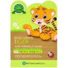 Belleza Castillo Edge Cutimal Tiger mască pentru fermitatea pielii și netezirea ridurilor