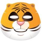 Belleza Castillo Edge Cutimal Tiger Maske zum Faltenglätten und Straffen der Haut