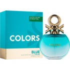 Benetton Colors de Blue eau de toilette para mujer 80 ml