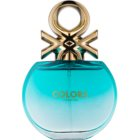 Benetton Colors de Benetton Blue Eau de Toilette Damen 80 ml
