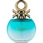 Benetton Colors de Benetton Blue eau de toilette para mujer 80 ml