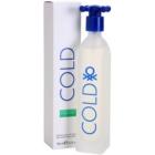 Benetton Cold Eau de Toilette para homens 100 ml
