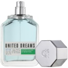 Benetton United Dream Go Far eau de toilette pentru barbati 100 ml