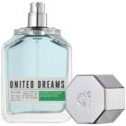 Benetton United Dreams Men Go Far Eau de Toilette für Herren 100 ml