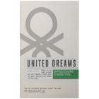 Benetton United Dream Aim High woda toaletowa dla mężczyzn 100 ml