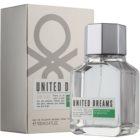 Benetton United Dream Aim High eau de toilette pour homme 100 ml
