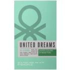 Benetton United Dream Be Strong eau de toilette per uomo 100 ml