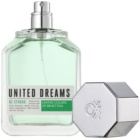 Benetton United Dream Be Strong Eau de Toilette für Herren 100 ml