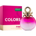 Benetton Colors de Benetton Pink eau de toilette pour femme 80 ml