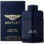 Bentley Bentley for Men Absolute Eau de Parfum für Herren 100 ml