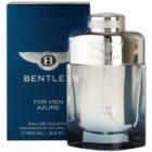 Bentley Bentley for Men Azure eau de toilette férfiaknak 100 ml