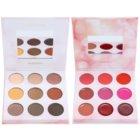 BH Cosmetics Shaaanxo paleta očných tieňov a rúžov
