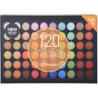 BH Cosmetics BHcosmetics 120 Color 3rd Edition палітра тіней