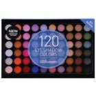 BHcosmetics 120 Color 5th Edition paleta farduri de ochi cu oglinda mica