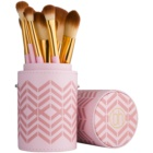 BH Cosmetics Pink Perfection set di pennelli