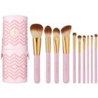 BHcosmetics Pink Perfection set perii machiaj