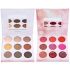 BHcosmetics Shaaanxo Palette mit Lidschatten und Lippenstiften