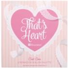 BHcosmetics That´s Heart dekoratív kozmetikumok választéka tükörrel