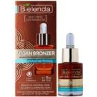 Bielenda Skin Clinic Professional Argan Bronzer Zelfbruinende Olie  voor het Gezicht