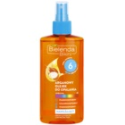 Bielenda Bikini Argan Oil Zonnebrandolie Spray SPF 6