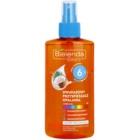 Bielenda Bikini Coconut dwufazowy olej w sprayu przyśpieszający opalanie SPF 6