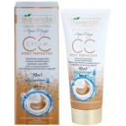 Bielenda Color Control Body Perfector CC Crema de corp impermeabila cu efect de bronzare