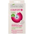 Bielenda Comfort+ chaussettes exfoliantes pour adoucir et hydrater la peau des pieds