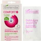 Bielenda Comfort+ шкарпетки для пом'якшення та зволоження шкіри ніг з ефектом ексфоліації