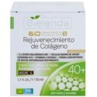 Bielenda BioTech 7D Collagen Rejuvenation 40+ crema notte intensa per rassodare la pelle
