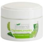 Bielenda Cucumber&Lime mattierende Feuchtigkeitscreme für fettige und Mischhaut