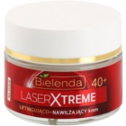 Bielenda Laser Xtreme 40+ зволожуючий денний крем з ефектом ліфтингу з ліфтинговим ефектом