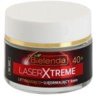 Bielenda Laser Xtreme 40+ crema de noapte pentru netezire si fermitate