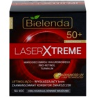 Bielenda Laser Xtreme 50+ noćna krema za zaglađivanje s lifting učinkom