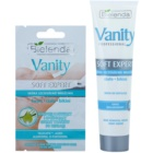 Bielenda Vanity Soft Expert crème dépilatoire corps effet hydratant