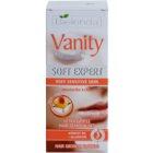 Bielenda Vanity Soft Expert crème dépilatoire visage