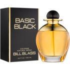 Bill Blass Basic Black eau de Cologne pour femme 100 ml