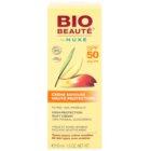 Bio Beauté by Nuxe Sun Care creme protetor mineral para as áreas do rosto e sensíveis SPF 50